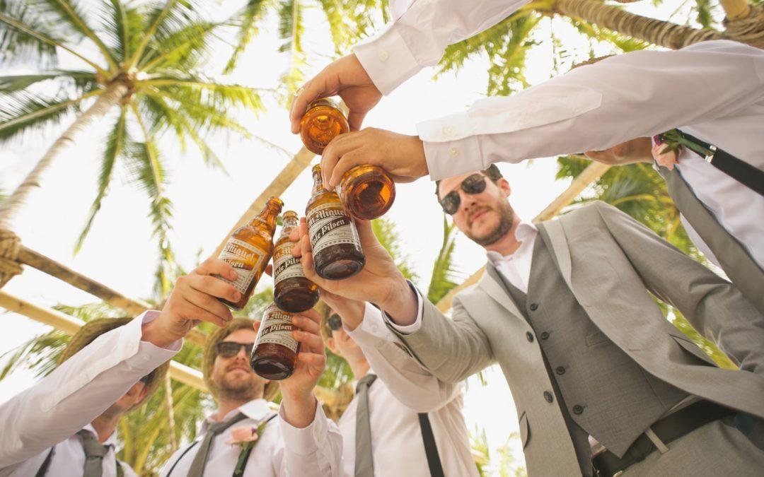 Organisation de mariage : La dépense pour les boissons