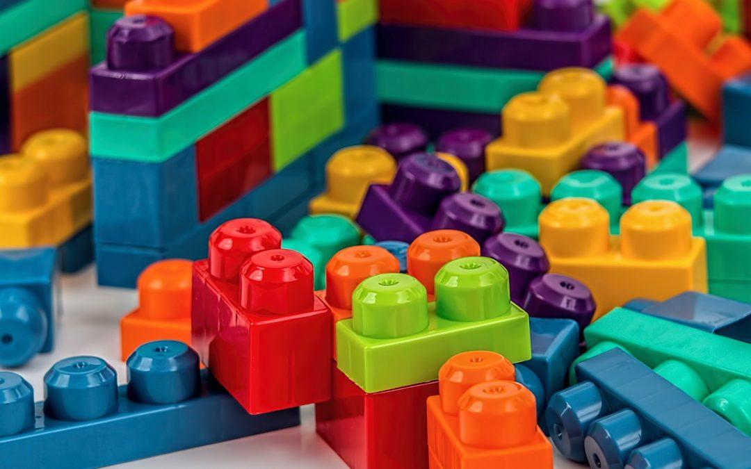 Trois jouets tendance pour petits garçons